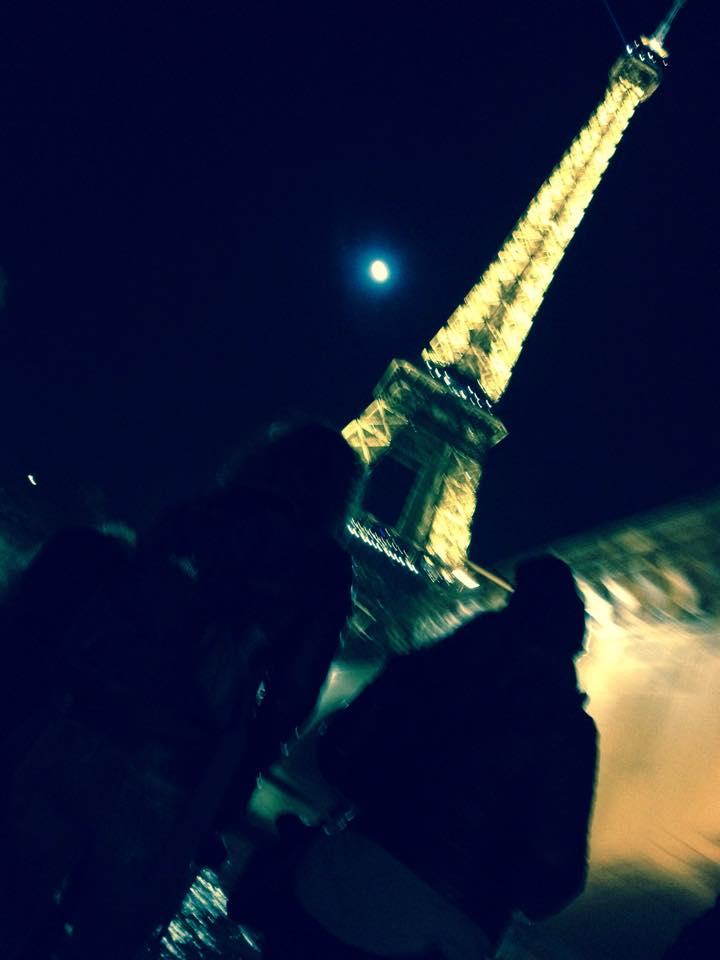 Foto impressie school excursie PARIJS: