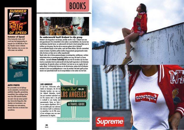 Eindopdracht Magazine Layout 3