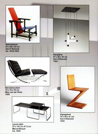 Kunst -en meubelgeschiedenis