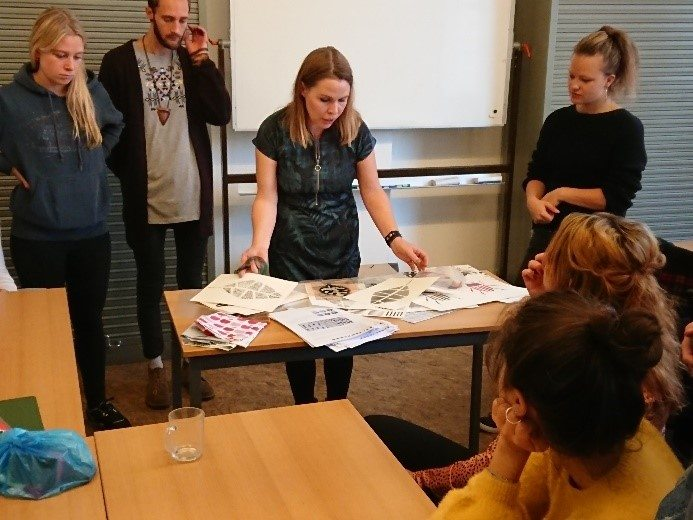 Workshop Dessinontwerpen Brigit Louw