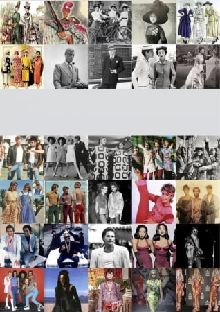 Kunst & Kostuumgeschiedenis