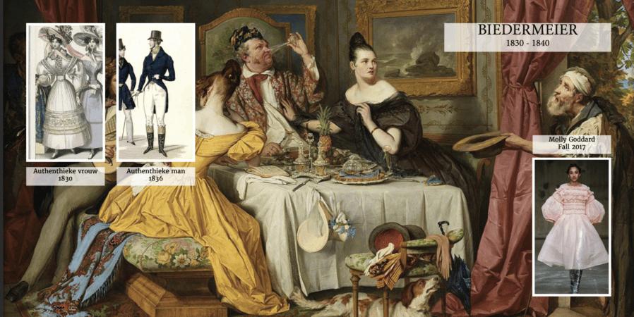 Kunst en kostuumgeschiedenis