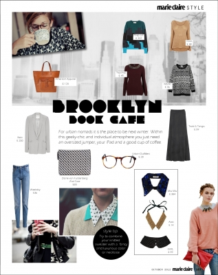 Shopping pagina