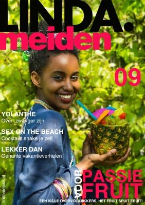 Eindopdracht Magazine Layout