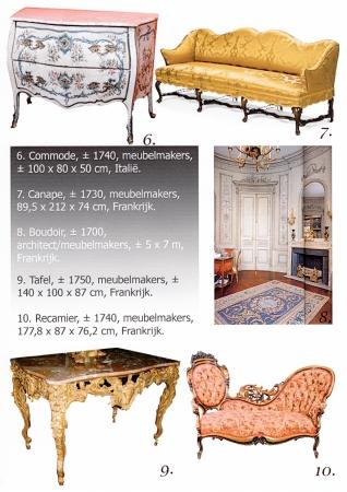 Kunst- en meubelgeschiedenis